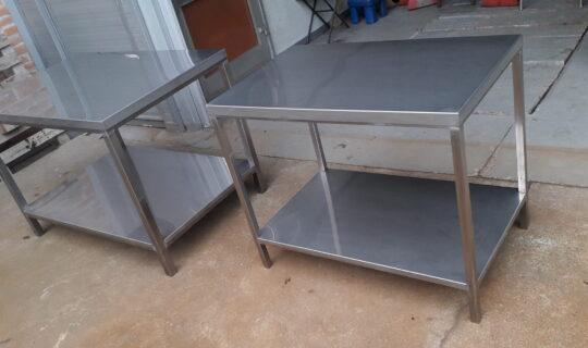 Radni stolovi Inox-prerada