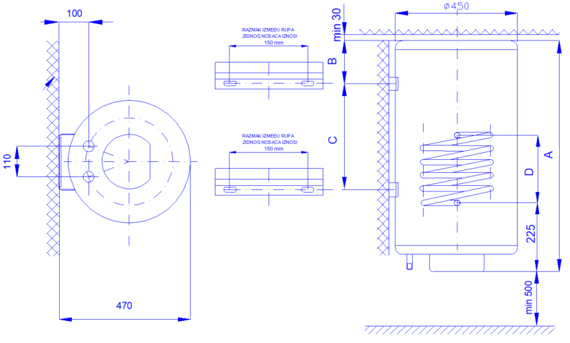 Tehnički crtež TG